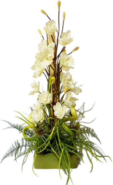 Silk Tropical Arrangement(V3)
